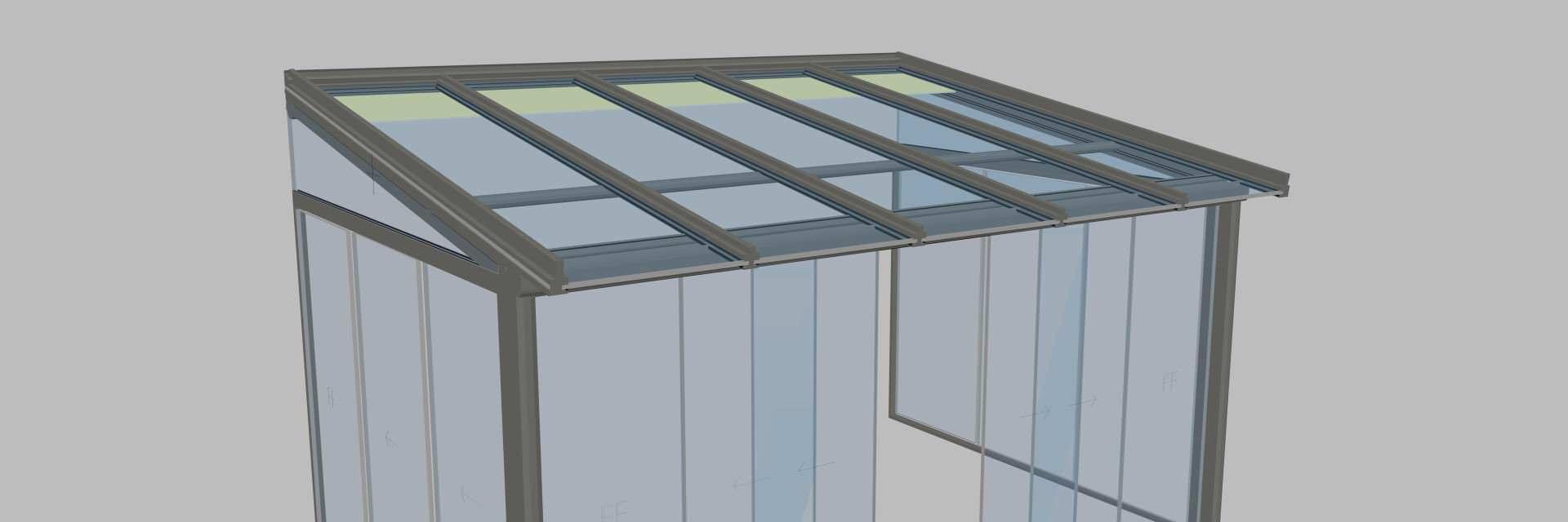 Terrassendach Planungen