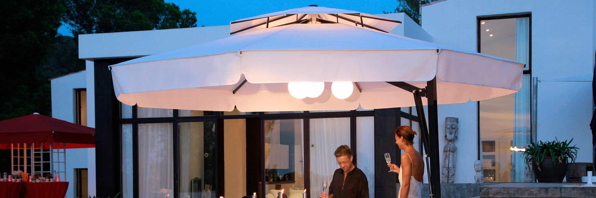 Sonnenschirm Belvedere