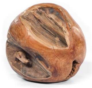 Deko-Holzkugel